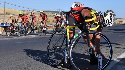 100 kilómetros en bicileta, parte del recorrido del Desafío Doñana. Fuente: desafiodonana.com