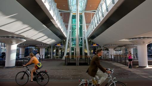 Bicicletas en Houten, Holanda