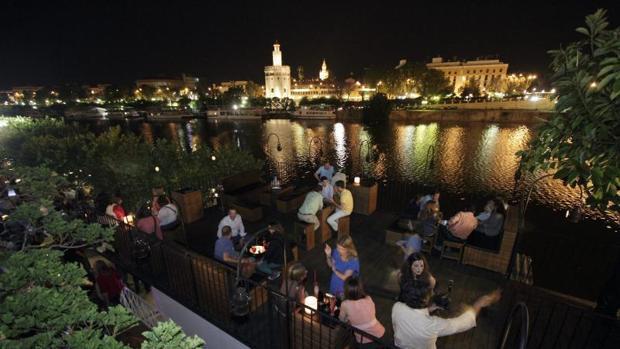 En Sevilla el verano se extiende hasta octubre