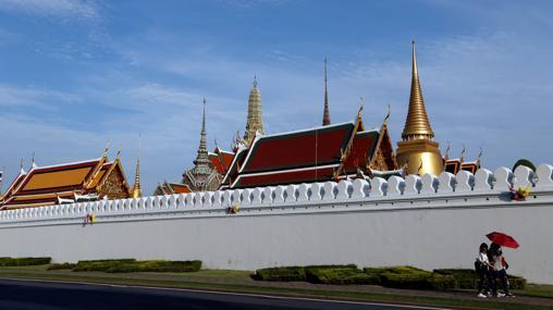 Gran Palacio Real, en Bangkok