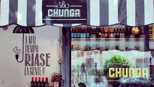 La Chunga, tapas hipster para todos. Fuente: facebook.com/La-Chunga-Sevilla