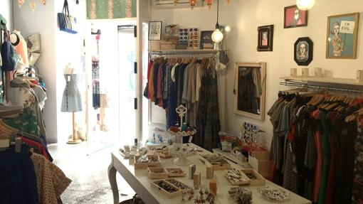 La Seta Coqueta, un lugar ideal para moda y complementos hipster. Fuente: facebook.com/lasetacoqueta