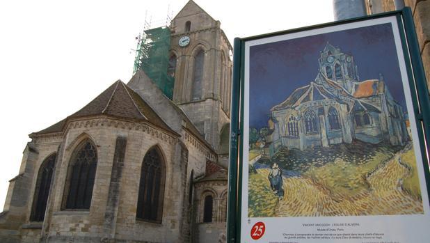 Iglesia de Auvers-sur-Oise