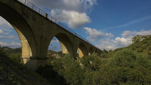 Via Verde de la Sierra Sur. Fuente: andalucia.org