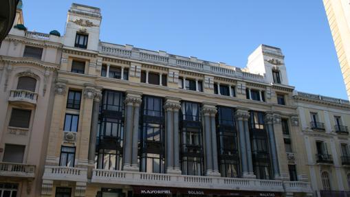 Casa Palazuelo, en Madrid