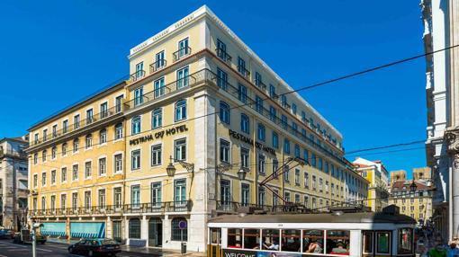 Exterior del Pestana CR7 de Lisboa