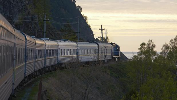 Ferrocarril transiberiano: 9.600 kilómetros unidos por una sola vía