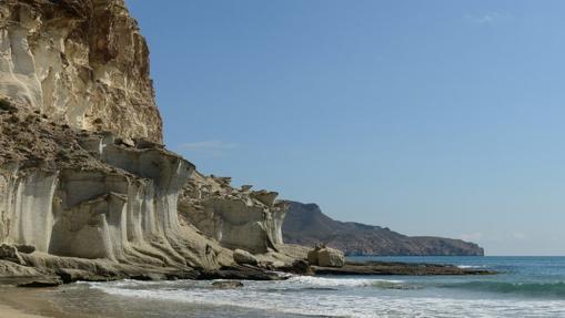 Playas de Almería. Fuente: andalucia.org