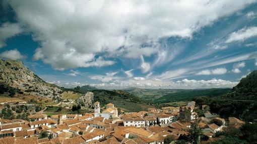 Sierra de Grazalema. Fuente: andalucia.org