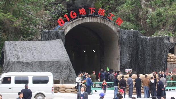Abre en China el mayor laberinto de cuevas construido por el hombre