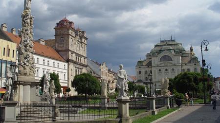 Teatro nacional en Kosice