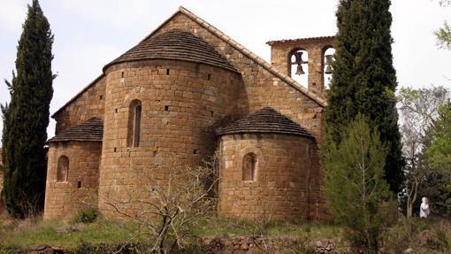 Los ábsides de la iglesia del Santo Sepulcro