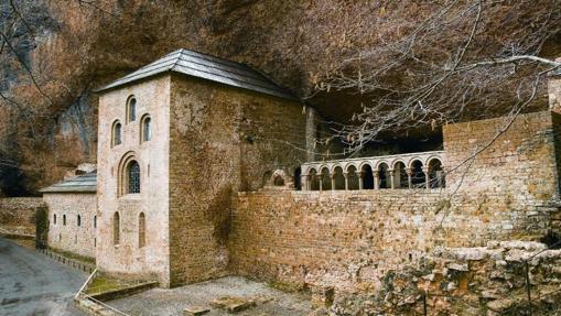 San Juan, una iglesia en la roca