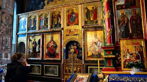 Iglesia del monasterio de Krusedol
