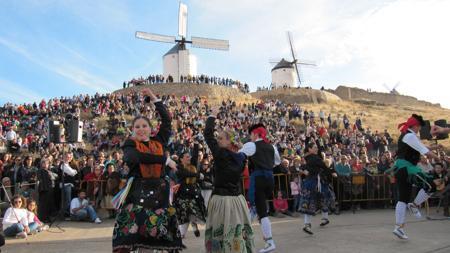 Fiesta de la Roas del Azafrán, en Consuegra