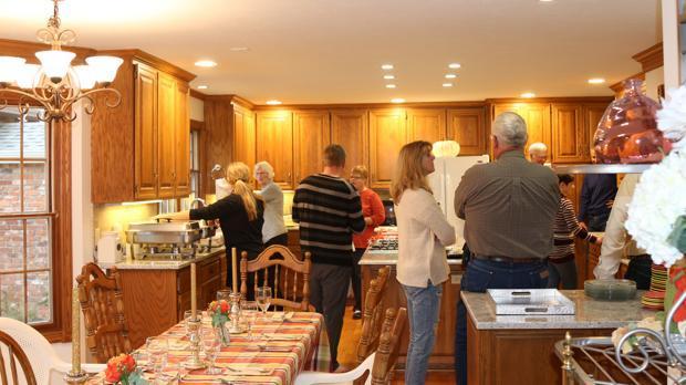 El día de Acción de Gracias tiene una larga tradición en EE.UU.