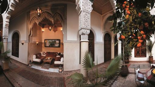 Riad en Marrakech