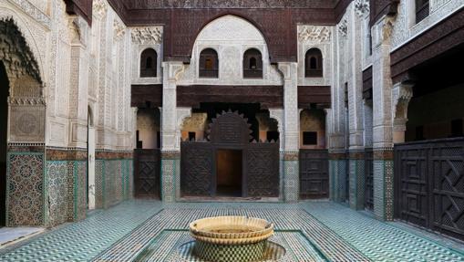 Medersa Bou Inania, en Meknes