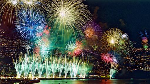 Las fiestas de Fin de Año de Madeira -sobre todo el espectáculo de fuegos artificiales del 31 de diciembre- se han ganado una merecida fama