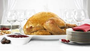 Así se cocina el pavo típico de Acción de Gracias