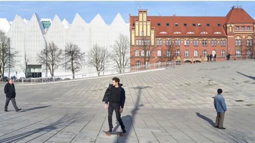 Museo Nacional, en Szczecin (Polonia)