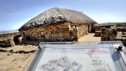 Yacimiento arqueológico de Numancia (Soria)