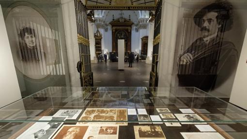 Exposición «José Zorrilla y el rostro de las letras'