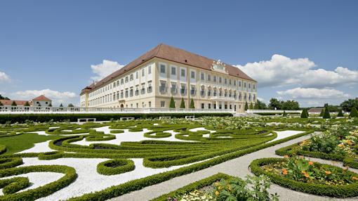 Palacio Hof, la que fuera casa de campo imperial del Príncipe Eugenio de Saboya y María Teresa