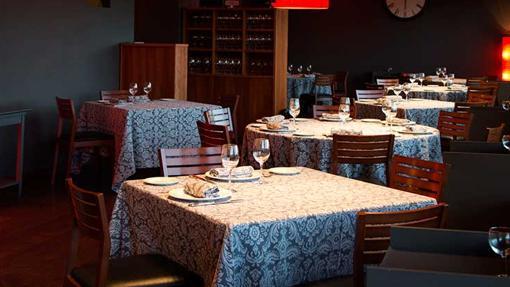 Restaurante El Almacén, en Ávila