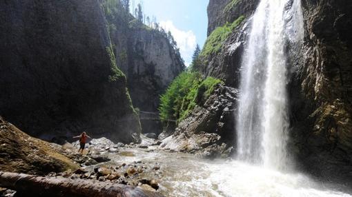 Entlebuch, distinguido por la UNESCO como reserva de la biosfera