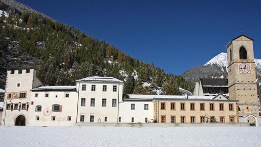 Monasterio benedictino de St. Johann