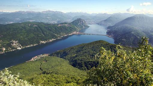 Paraje de Monte San Giorgio