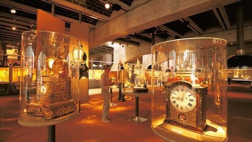 Museo internacional de los relojes