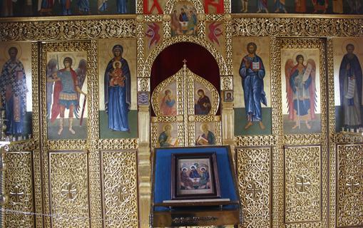 Econos religiosos en la ermita de Santa Trinidad