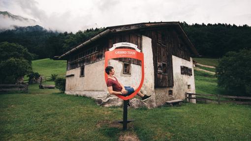 Casa de Heidi en Maienfeld