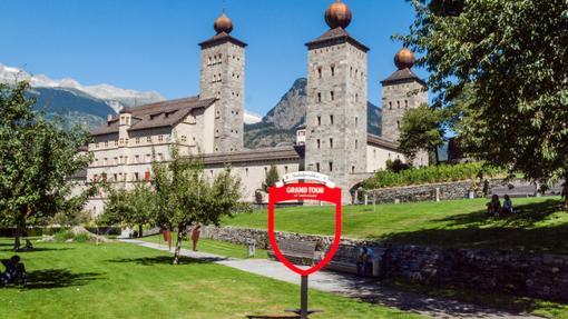 Palacio de Stockalper, en Brig