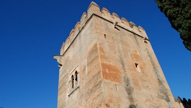 Torre de los Picos de la Alhambra de Granada