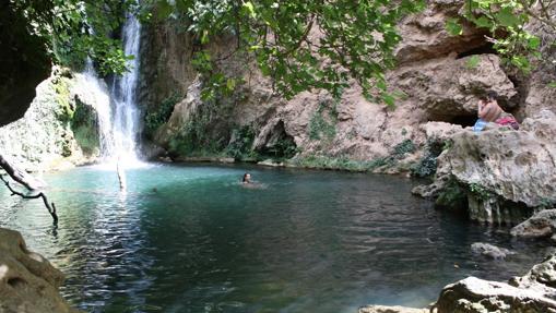 Cascadas de Huéznar