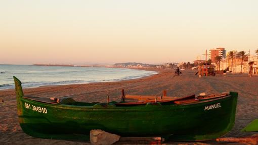 Playa de El Vendrell