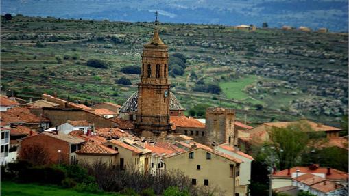 La Iglesuela del Cid, en Teruel