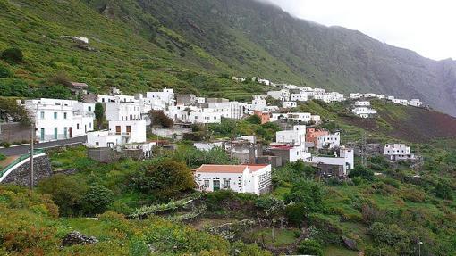Sabinosa, en El Hierro