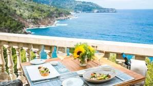Nueve terrazas con vistas al mar donde se come muy bien