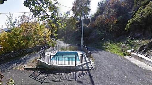 La «piscina-rotonda»