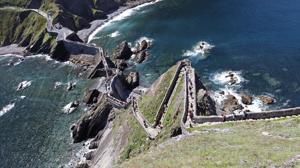 El islote de los 241 escalones: una maravilla de España reconstruida en Juego de Tronos