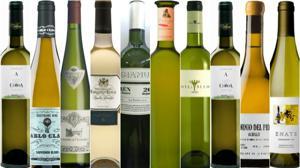 Diez buenos vinos blancos para alegrar las comidas del verano