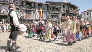 Ocho fiestas ancestrales de España en agosto
