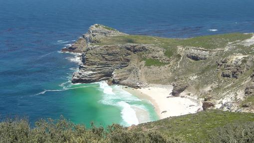 Punta del Cabo en Sudáfrica