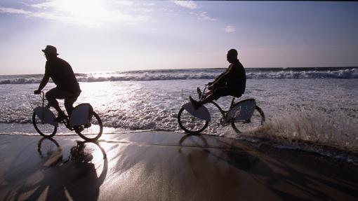 Playa de Sao Jacinto