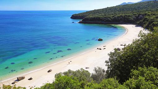 Playa de Galopinhos