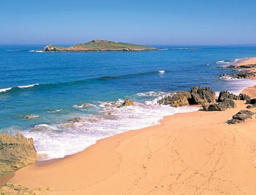 Playa de Pessegueiro